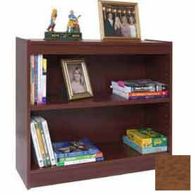 "30"" Laminate Bookcase, Medium Oak"