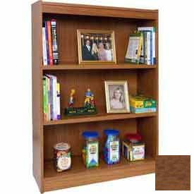 "48"" Laminate Bookcase, Medium Oak"