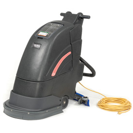 "Global™ Electric Auto Floor Scrubber 18"" Cleaning Path - Corded"