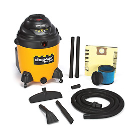 Shop-Vac® 22 Gallon 6.5 Peak HP Wet Dry Vacuum