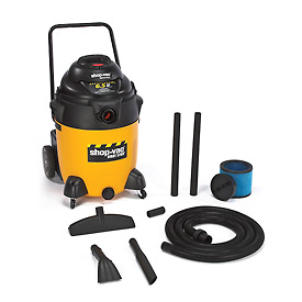 Shop-Vac® 24 Gallon 6.5 Peak HP Wet Dry Vacuum with Handle