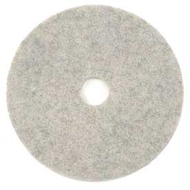 "20"" Burnisher Pad, Low Freq., Medium to Hard Finish - 5 Per Case"