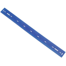 "Replacement Polyurethane Rear Squeegee Blade for 18"" Scrubber"