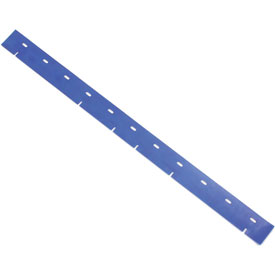 "Replacement Polyurethane Front Squeegee Blade for 18"" Scrubber"