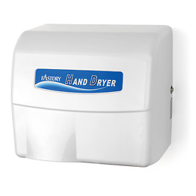 Hands Free Aluminum Auto Hand Dryer