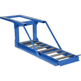 Vestil Dock-Pro™ Below Dock Loader DP-3896-15 1500 Lb. Capacity