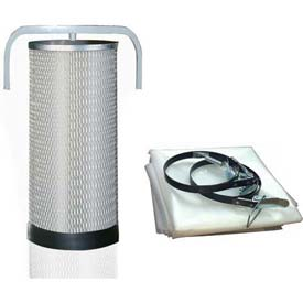 Replacement Canister Filter For UFO-103H, UFO-103H1, & UFO-105D Dust Collector