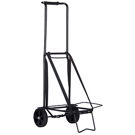 Norris Products 230 Barrington Folding Luggage Cargo Cart 155 Lb. Capacity