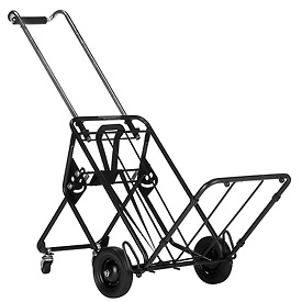 Norris Products 450 Four Wheel Folding Luggage Cargo Cart 250 Lb. Capacity
