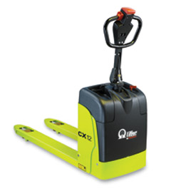Pramac Lifter® PMC-EPT-2045 Self-Propelled Electric Power Pallet Jack Truck 2500 Lb.