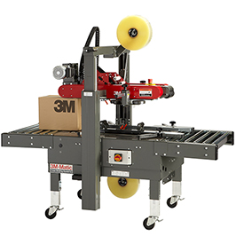 """3M-Matic Adjustable Case Sealer 7000a With 2"""" AccuGlide Taping Head by"""