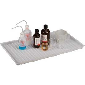 Justrite countertop Lab Poly Tray