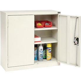 Global™ Wall Storage Cabinet Assembled 30 x 12 x 30 White