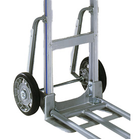 Buy Steel Stairclimbers 220340 (Pair) for Wesco Cobra-Lite Hand Trucks Field Installed