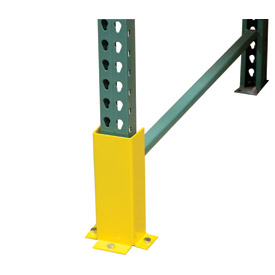 """Pallet Rack - Post Protector 3-Sided, 3-Mount 23"""" H"""