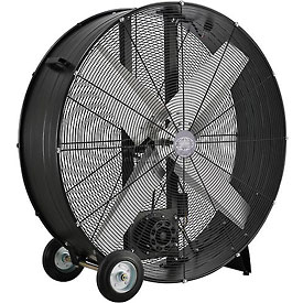 42 Inch Portable Blower Fan - Belt Drive