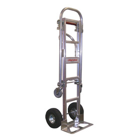 B & P Liberator Senior 2-in-1 Convertible Hand Truck A1 B81 CA2 D5 Pneu Wheels