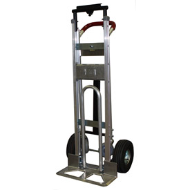 B & P Liberator 3-in-1 Convertible Hand Truck B60 CA2 D5 Pneumatic Wheels