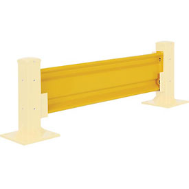 Protective Rail Barrier 6 Ft. Rail