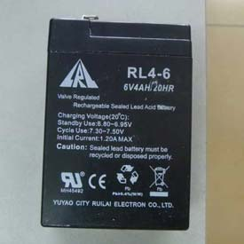 Replacement Rechargeable Battery for Industrial Bench and Floor Scales