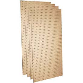 "Tempered Pegboard 24""x48""x1/4"" (4 pc)"