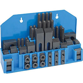 """58-Pieces 5/8"""" Pro-Series Steel Clamping Kit"""