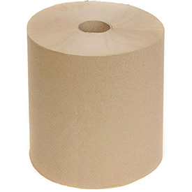 Cascades Decor® Roll Paper Towels - Natural - 800'/Roll, 6 Rolls/Case