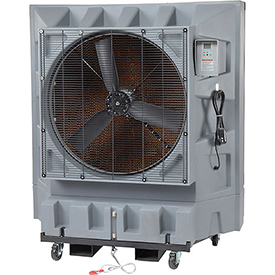 "36"" Evaporative Cooler Direct Drive 3 Speed"
