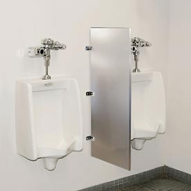 Global™ Bathroom Stainless Steel Urinal Screens