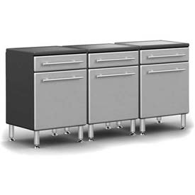 Ulti-MATE Garage PRO 1-Drawer, 1-Door Base Cabinet Package