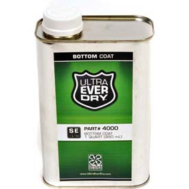 Ultra Ever Dry® Bottom Coating - Quart 4000