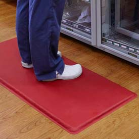GelPro® Anti Fatigue Medical Mat 20x48 Red