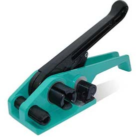 Strapping Regular-Duty Ratchet Tensioner With Cutter by