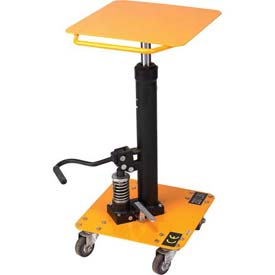 Wesco Value Lift Work Positioning Post Lift Table 272469 200 Lb. Cap. by