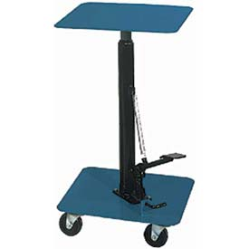 Wesco Work Positioning Post Lift Table Foot Control 260059 200 Lb. Cap. by