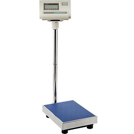 Industrial Bench & Floor Scale 330 Lb x 0.1 Lb