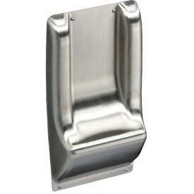 American Dryer® Advantage Series ADA Compliant Wall Guard-Stainless Steel ADA-WG