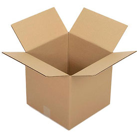 "Corrugated Boxes 25 Pack 12"" x 12"" x 12"" Single Wall 32 ECT"
