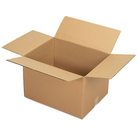 """Corrugated Boxes 25 Pack 18"""" x 14"""" x 12"""" Single Wall 32 ECT"""