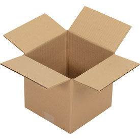 "Corrugated Boxes 25 Pack 8"" x 8"" x 8"" Single Wall 32 ECT"