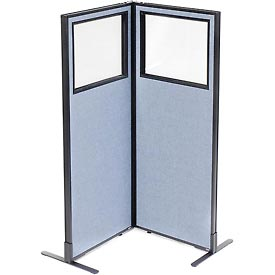 Office partitions room dividers office partition panels freestanding 2 panel corner room - Partial room divider ...