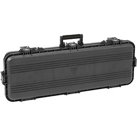 "Plano All Weather Storage Rifle Case w/Foam & O-Ring Seal Box, 40""L x 5-1/2""W x 16""H, Black by"
