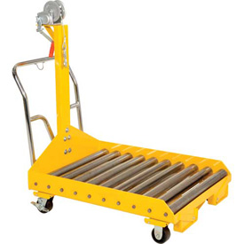 Vestil Forklift Battery Transfer Cart BTC-CART 4000 Lb. Capacity