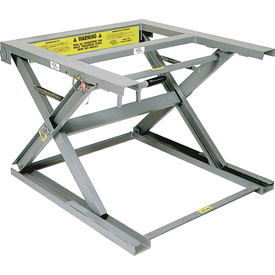 Modern Equipment MECO APS2 Adjustable Pallet Stand 4000 Lb. Capacity