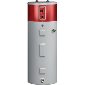 GE® GEH50DFEJSR GeoSpring™ Hybrid Electric Water Heater with Heat Pump - 50 Gallon