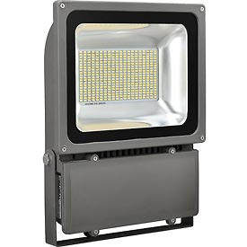 Global™ LED Flood Light, 150W, 15000 Lumens, 5000K, w/Mounting Bracket