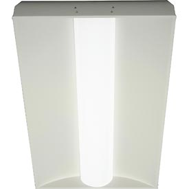 Global™ LED 2'x4' Troffer, 50W, 5500 Lumens, 4000K, Center Basket, 85 CRI, 0-10V Dim, DLC 4.0