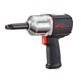 "Ingersoll Rand 2135QXPA-2 1/2"" Quiet Air Impact Wrench with 2"" Extended Anvil by"