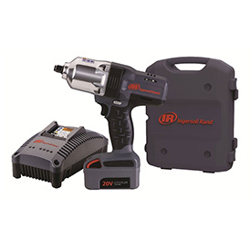"Ingersoll Rand W7150-K1 1/2"" 20V Hi-Torque Cordless Impact Wrench Kit 1 Battery 3.0Ah   by"