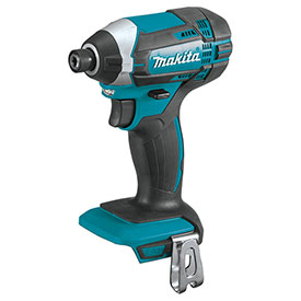 "Makita XDT11Z 18V LXT Lithium-Ion 1/4"" Cordless Impact Driver (Tool-Only) by"